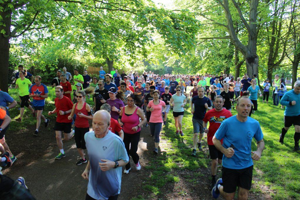 Park Run Cassiobury