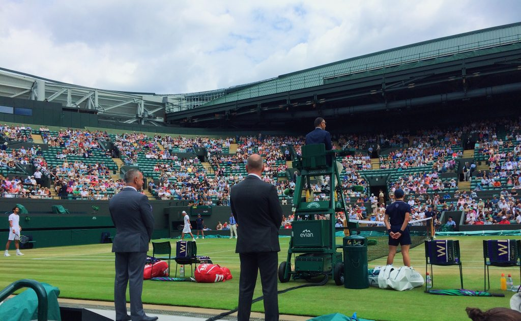 Wimbledon London Summer Events