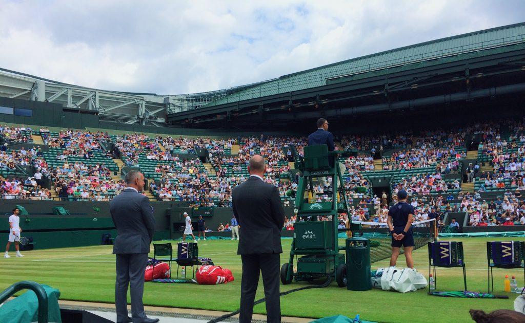 Wimbledon London Summer Events