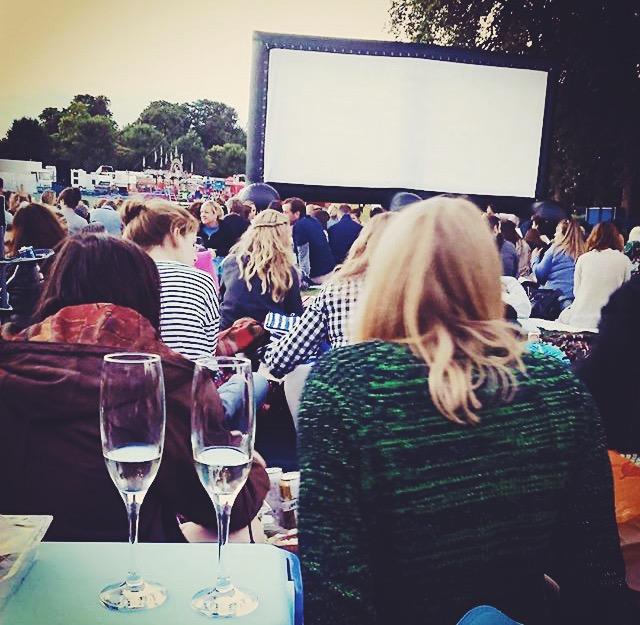 Pop Up Cinema London Summer Events