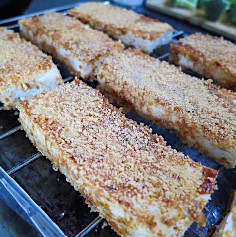 Crispy Peri Peri Tofu