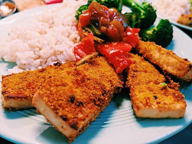 Tofu Tuesdays Crispy Peri Peri Tofu