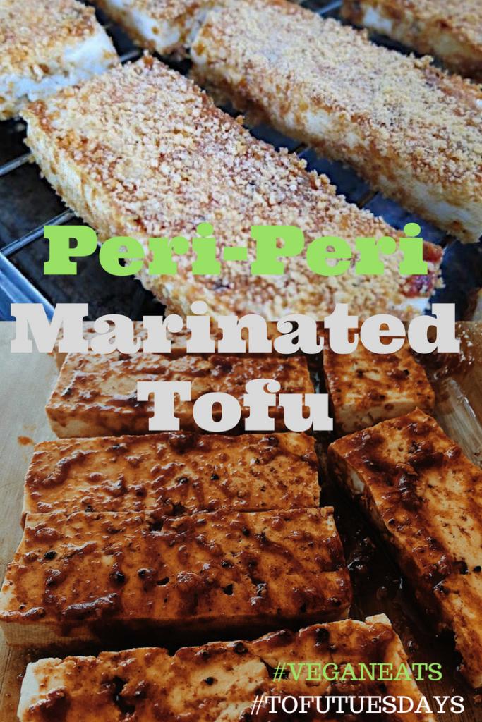 Tofu Tuesdays Peri Peri Tofu