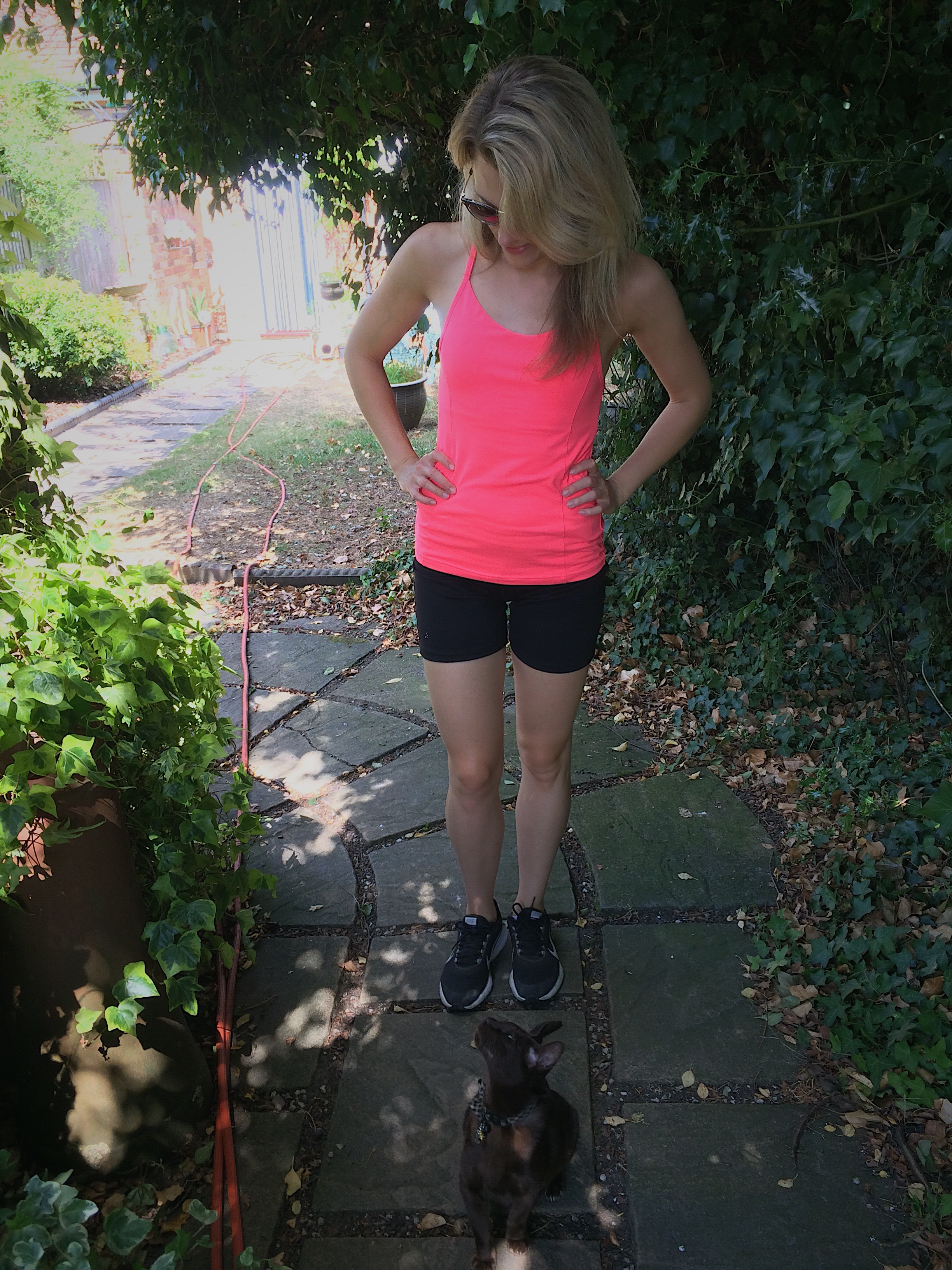 Chrissy 30 Day Running Challenge